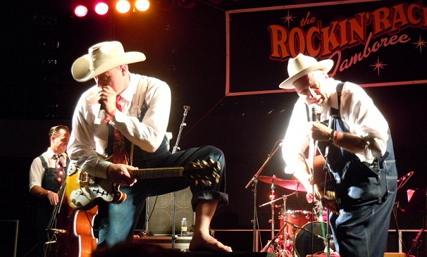 rockin cronica