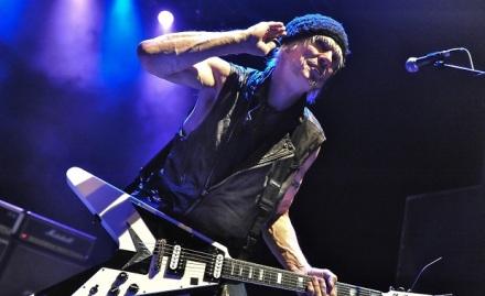 El ex Scorpions se apunta al Festival de la Guitarra de Córdoba 2013
