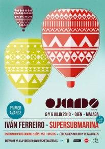 Festival indie que se celebra en Ojén el 5 y 6 de julio