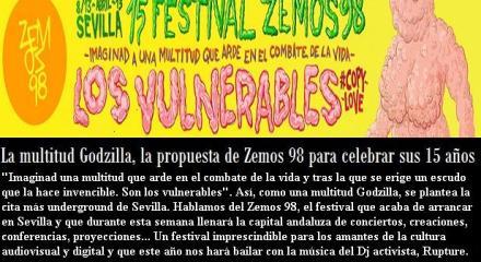 El festival más underground de Sevilla