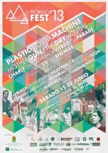 Cartel Piorno Fest