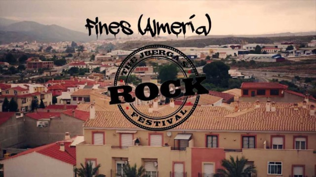 Festival que se celebra en Fines, Almería