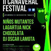 Cartel II Cañaveral Festival