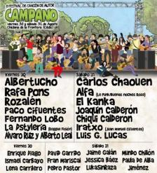 Cartel Festival Campano